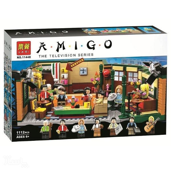 ساختنی لاری مدل Amigo کد 11448-تصویر اصلی