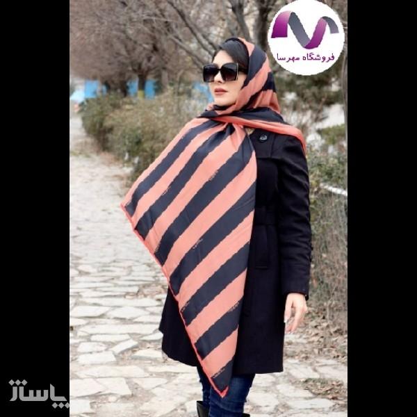 روسری نخ بهاره-تصویر اصلی