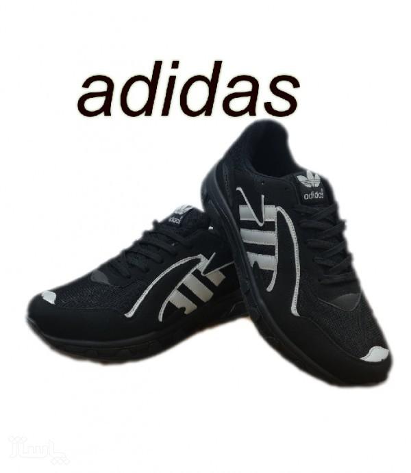 کفش کتانی سایز بزرگ مردانه زیره تزریق قابل شستشو-تصویر اصلی