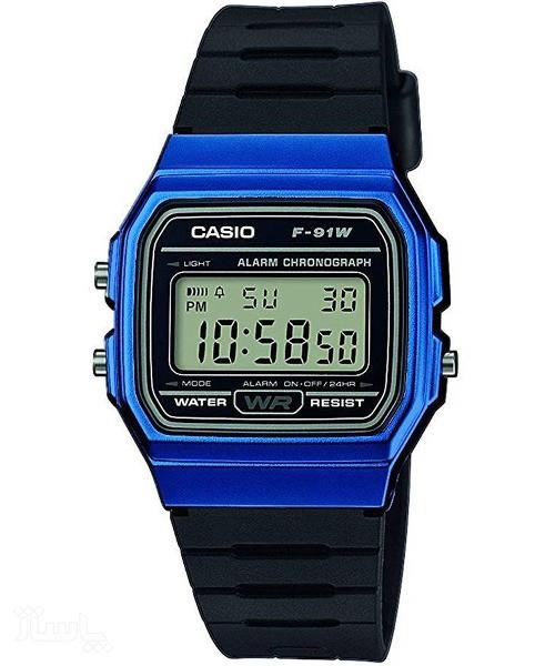 ساعت F91-W کاسیو اصل-تصویر اصلی