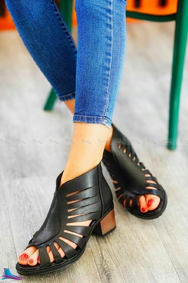کفش پاشنه دار گلاره-تصویر اصلی