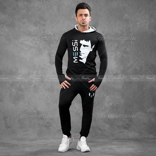 ست سویشرت و شلوار مردانه Messi مدل Jayko-تصویر اصلی