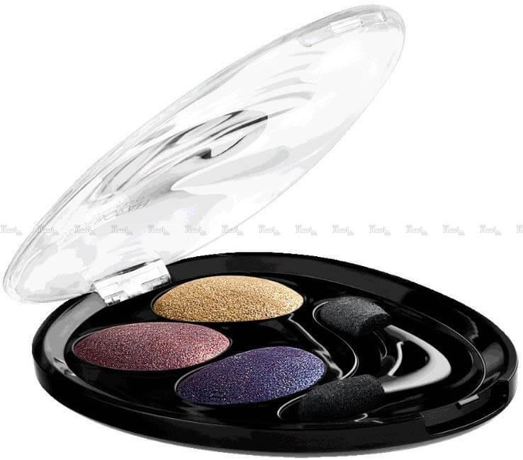سایه چشم دبورا های تک میلانو   Deborah Milano Trio Hi-Tech Eyeshadow-تصویر اصلی