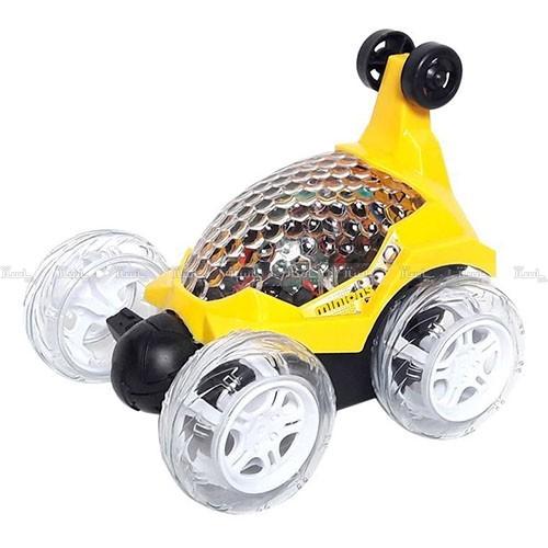 ماشین دیوانه شارژی مدل crazy car-تصویر اصلی
