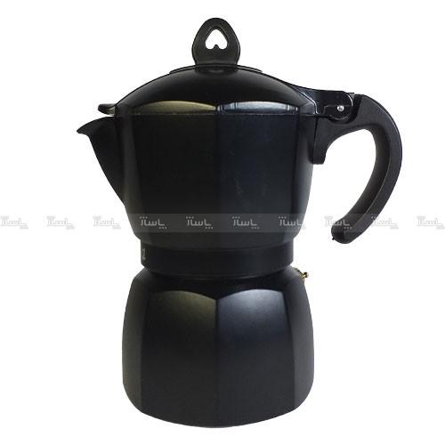 قهوه ساز جنوا 3 کاپ مدل Black-تصویر اصلی