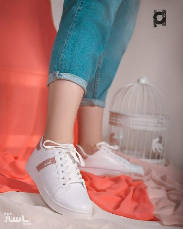 کفش کتانی دخترانه مدل All Star-تصویر اصلی