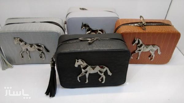 کیف دوشی برند ورنی سنگی-تصویر اصلی
