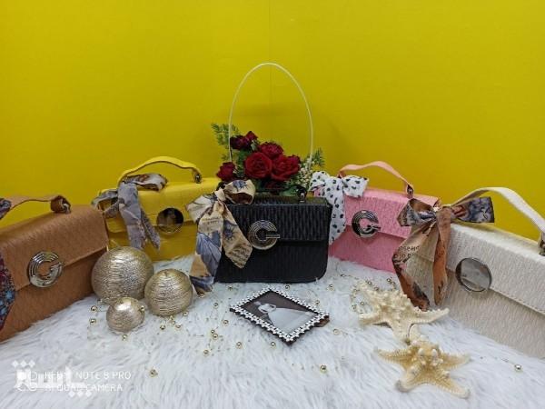 کیف دوشی درجه 1 جنس چروک لطیف-تصویر اصلی