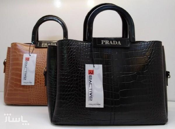 کیف برند زنانه ورنی جادار-تصویر اصلی
