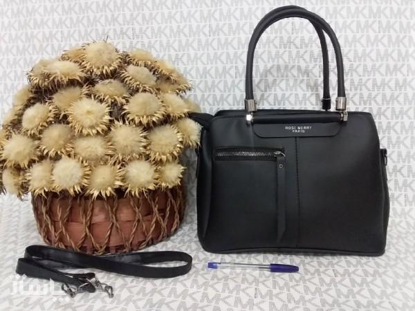 کیف مشکی جادار جنس-تصویر اصلی