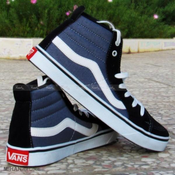 کفش ساقدار دخترانه Vans طرح OldSkool-تصویر اصلی