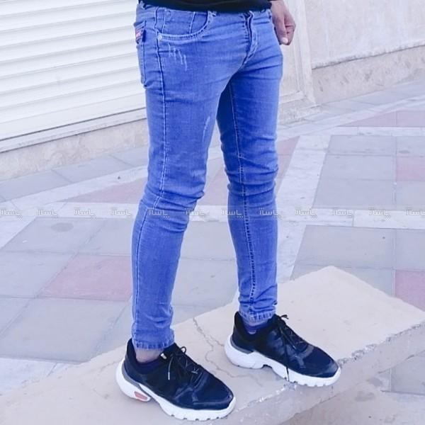 شلوار جین آبی روشن-تصویر اصلی