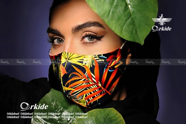 ماسک دو لایه-تصویر اصلی