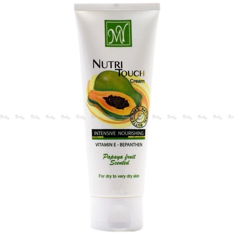 کرم مغذی و نرم کننده میوه ای بسیار قوی مای مدل Nutri Touch-تصویر اصلی