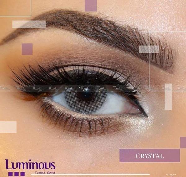 لنز رنگی سالیانه لومینوس رنگ کریستال-تصویر اصلی