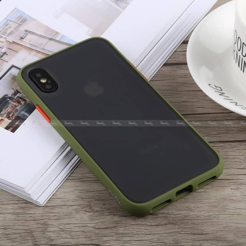قاب مقاوم مات شوک پروف Shockproof Samsung Galaxy A10s-تصویر اصلی