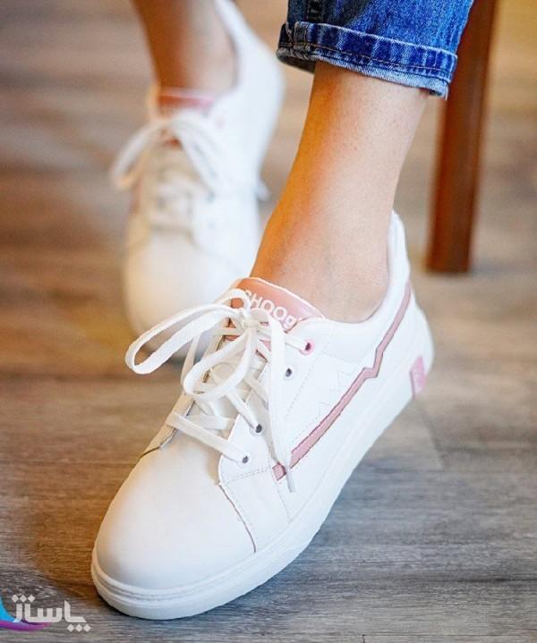 کفش کتانی دخترانه-تصویر اصلی
