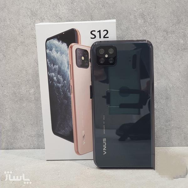 گوشی ونوس مدل S12-تصویر اصلی