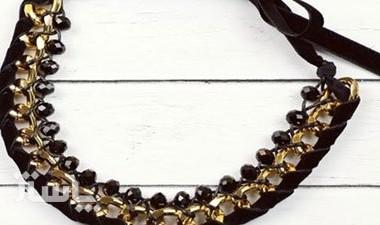 گردنبند چوکر زنجیری-تصویر اصلی