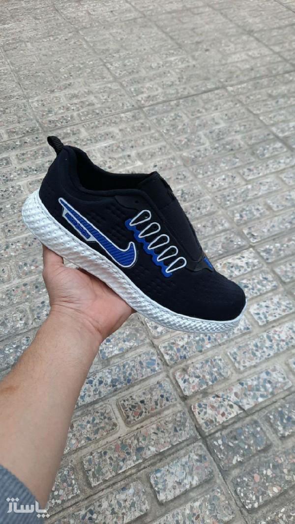 کفش اسپرت نایک مردانه زیر سه بعدی-تصویر اصلی