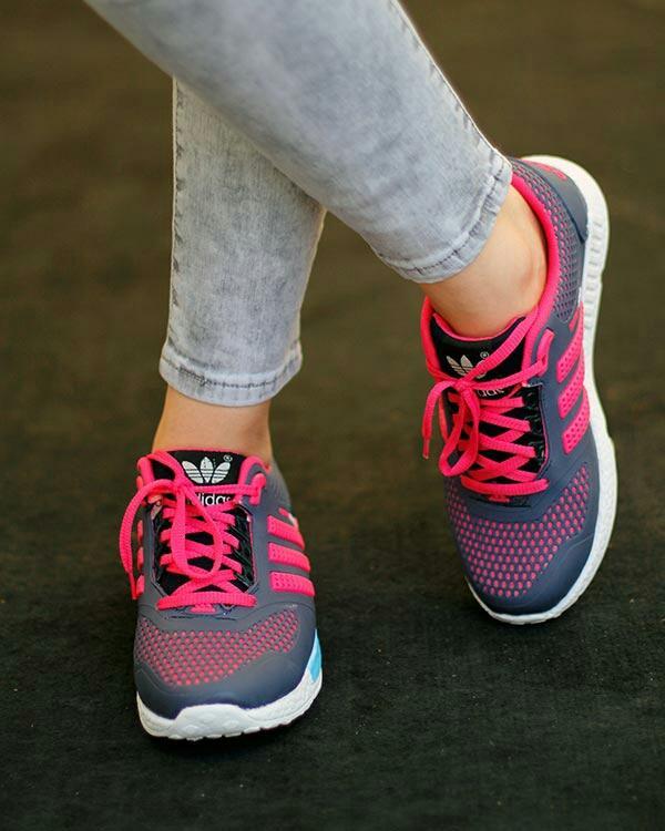كفش ورزشی زنانه طرح adidas 1-تصویر اصلی