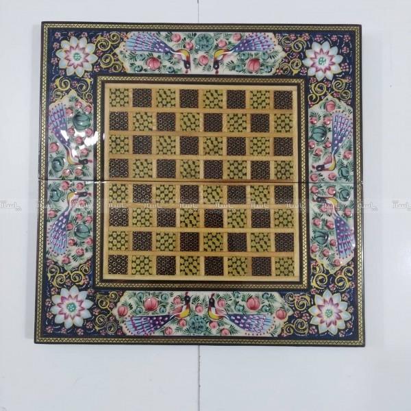 تخته نرد و شطرنج 35د 35-تصویر اصلی