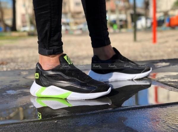 کفش کتانی مردانه آدیداس آلفا بونس مخصوص پیاده روی-تصویر اصلی