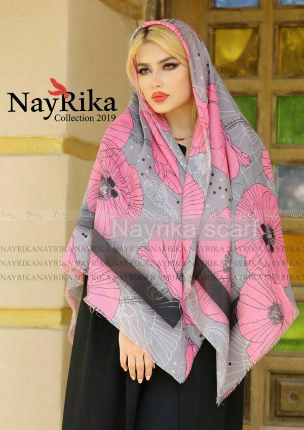 روسری نایریکا صورتی-تصویر اصلی