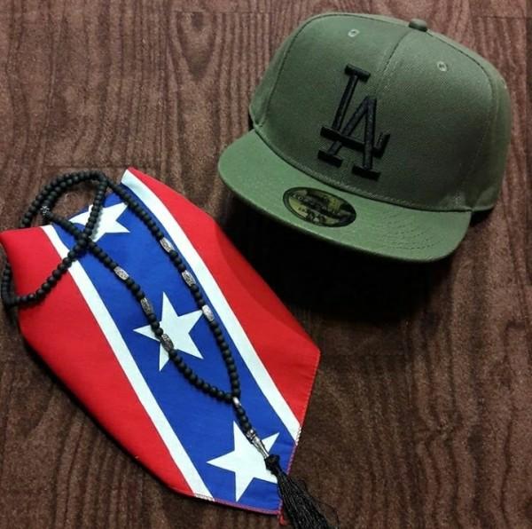 کلاه کپ طرح la-تصویر اصلی