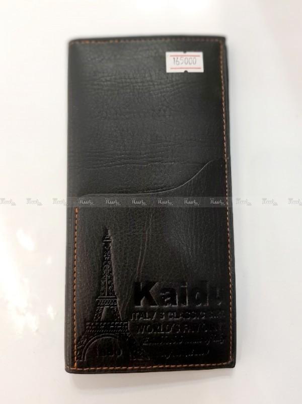 کیف پول چرم طبیعی Kaidu-تصویر اصلی