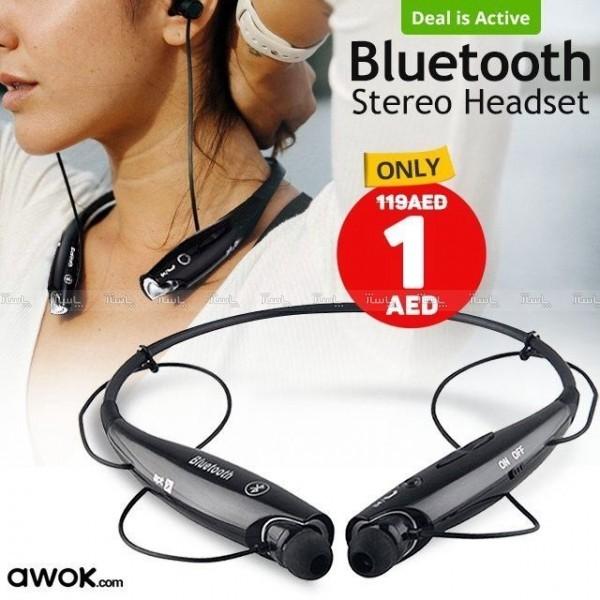 هدفون بلوتوث طرح Samsung Level U Wireless Headphones-تصویر اصلی