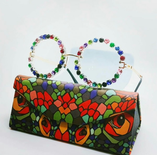 عینک آفتابی فانتزی-تصویر اصلی