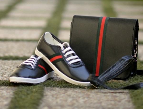 ست کیف و کفش دخترانه گوچی مدل 2545-تصویر اصلی