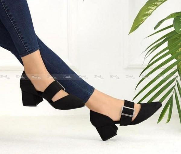 کفش پاشنه دار زنانه-تصویر اصلی