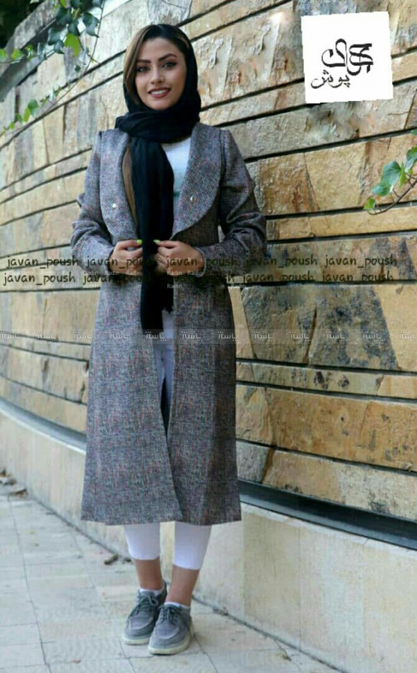 پالتو زنانه جلو باز فیتیله-تصویر اصلی