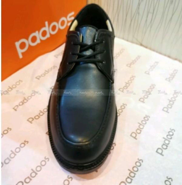 کفش بند دار مردانه طرح مجلسی آقای چرم-تصویر اصلی