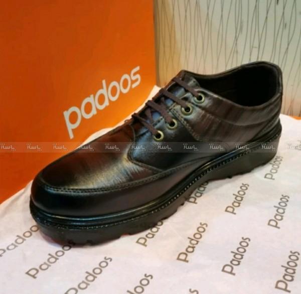 کفش بندی قهوه ای مردانه مجلسی آقای چرم-تصویر اصلی