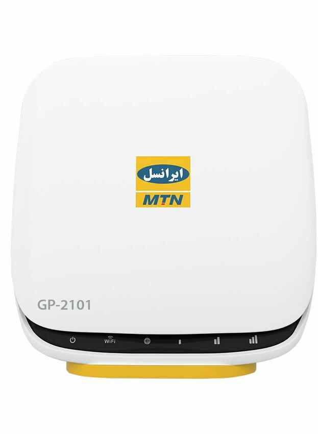مودم ثابت ایرانسل مدل TD-LTE GP-2101-تصویر اصلی