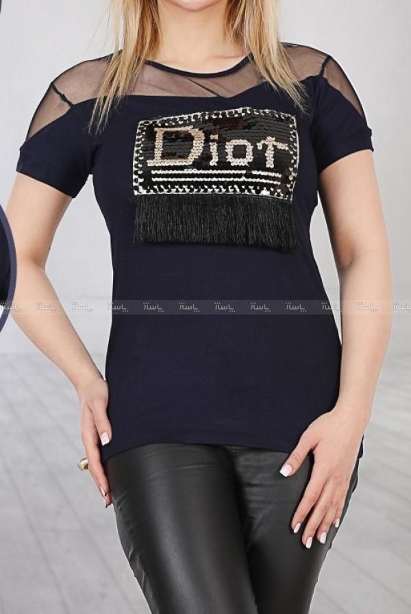 تی شرت پولکی دیور-تصویر اصلی