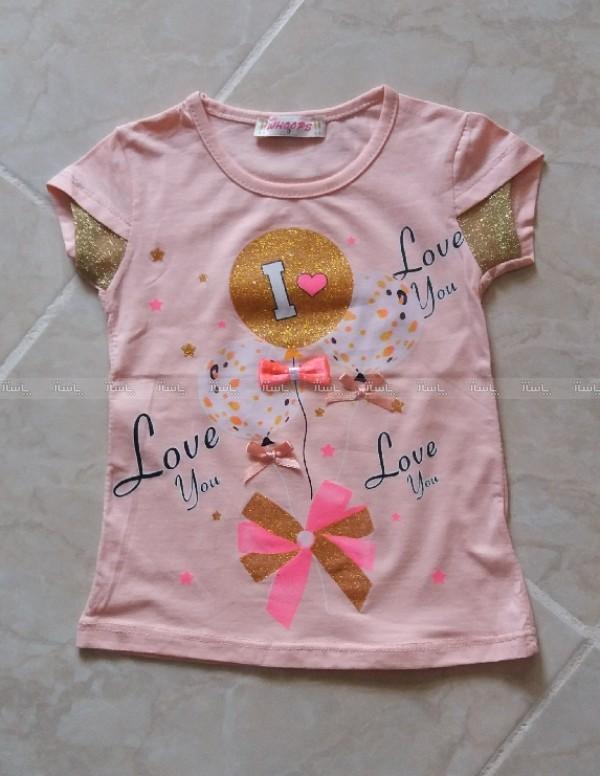 تی شرت دخترانه ترک-تصویر اصلی