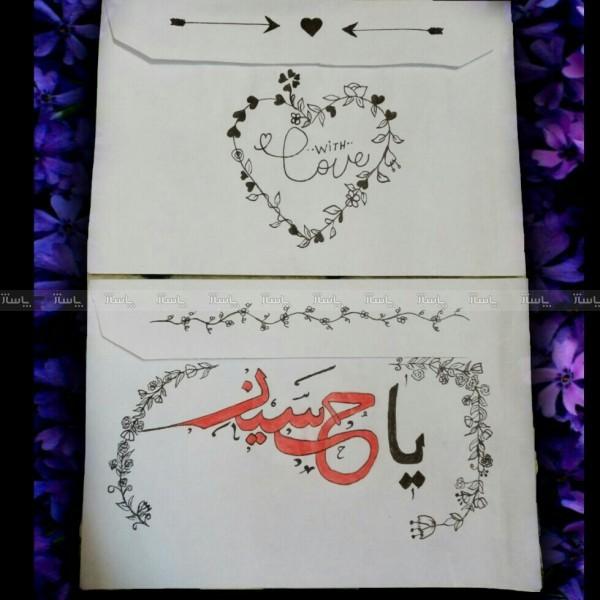 پاکت نامه های طراحی شده-تصویر اصلی