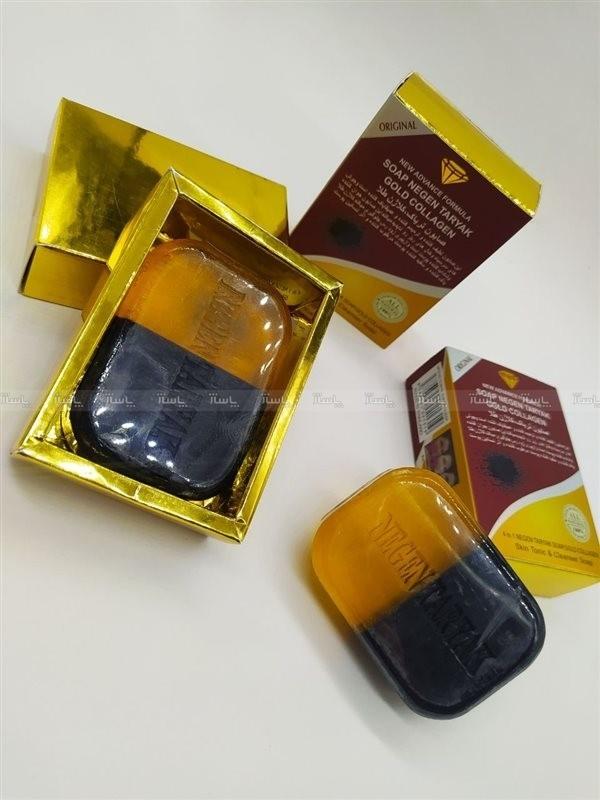 صابون کلاژن طلا-تصویر اصلی