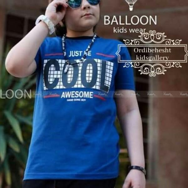 تیشرت تک پسرانه بالون-تصویر اصلی