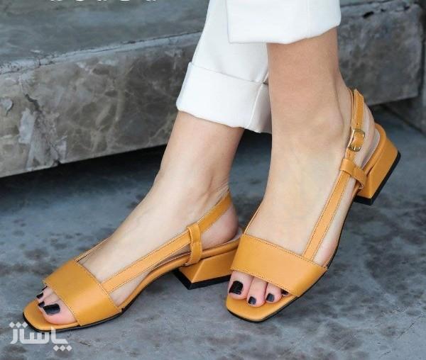 کفش زنانه پاشنه دار-تصویر اصلی