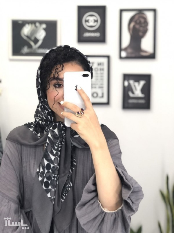 روسری سوپر نخ برند-تصویر اصلی