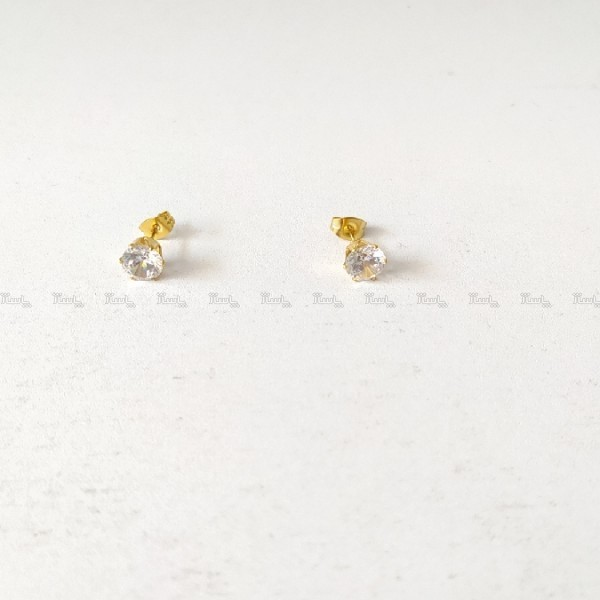 گوشواره الماسی-تصویر اصلی