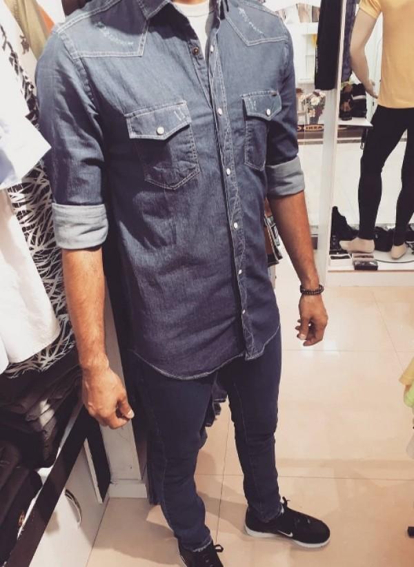 پیراهن جین-تصویر اصلی