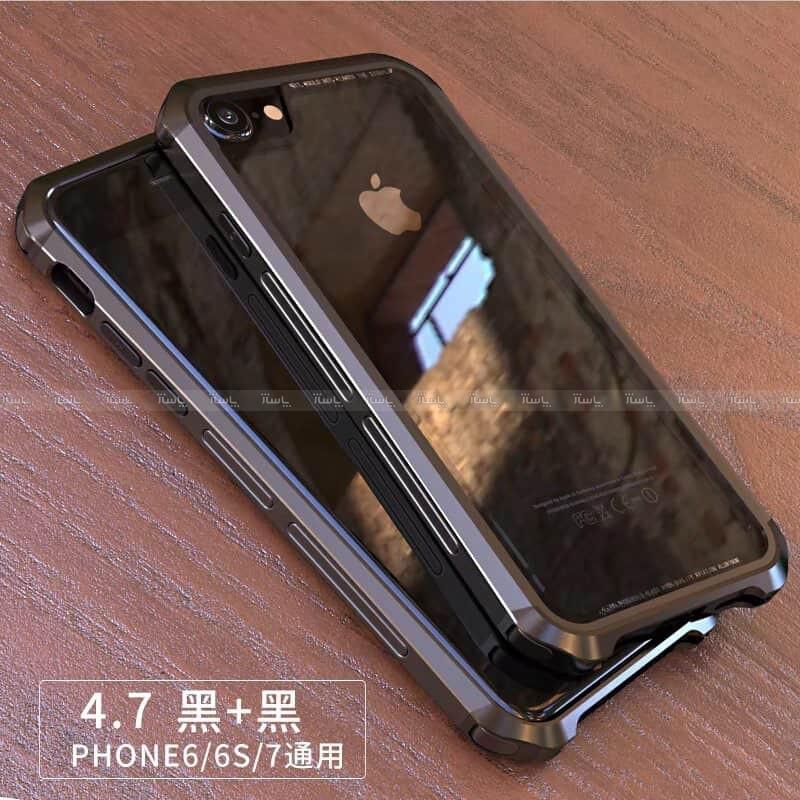 کاور المنت کيس کریستال مدل SOLACE مناسب براي گوشي موبايل آيفون iphone 6/6s-تصویر اصلی