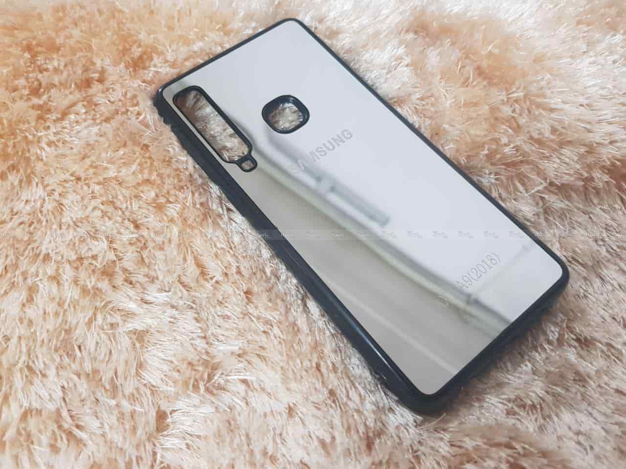 قاب آینه ای سامسونگ Mirror Case Samsung Galaxy A9 2018-تصویر اصلی