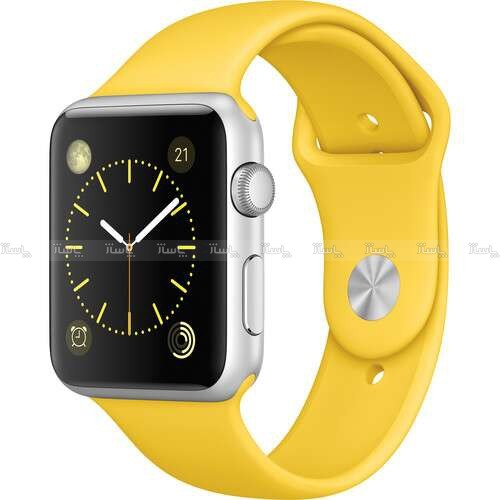 بند سیلیکونی اپل واچ  Apple Watch Sport Band 42mm-تصویر اصلی